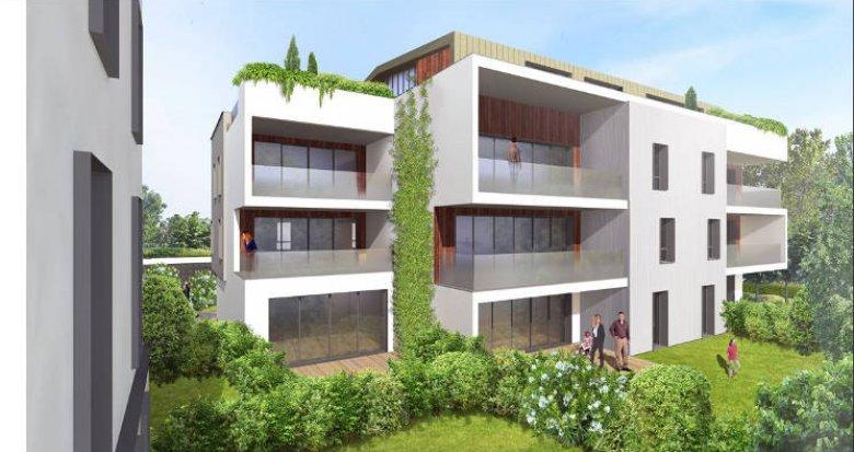 Achat / Vente appartement neuf Bordeaux centre quartier Caudéran (33000) - Réf. 4558