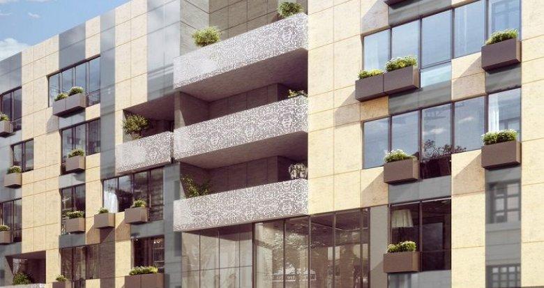 Achat / Vente appartement neuf Bordeaux centre-ville – Triangle d'or (33000) - Réf. 555