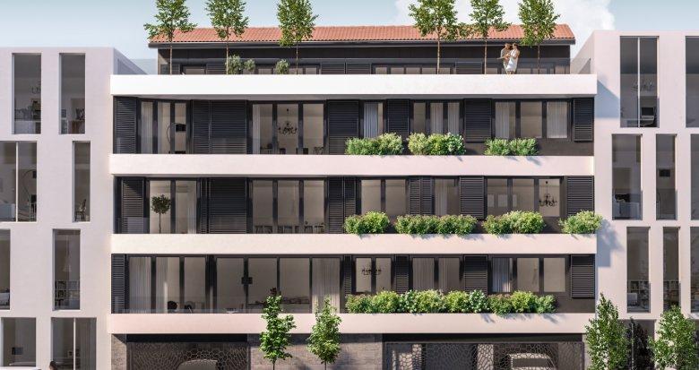 Achat / Vente appartement neuf Bordeaux Chartrons proche tramway B Les Hangars (33000) - Réf. 2808