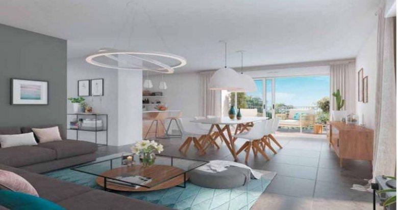 Achat / Vente appartement neuf Bordeaux cœur quartier Ginko (33000) - Réf. 3383