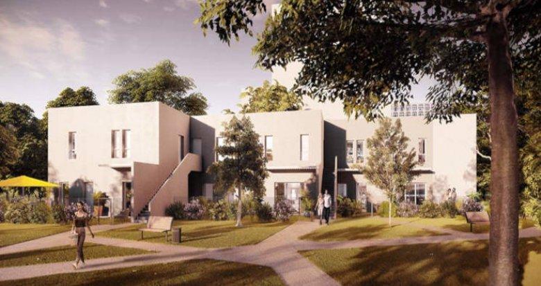 Achat / Vente appartement neuf Bordeaux écoquartier Ginko (33000) - Réf. 3019