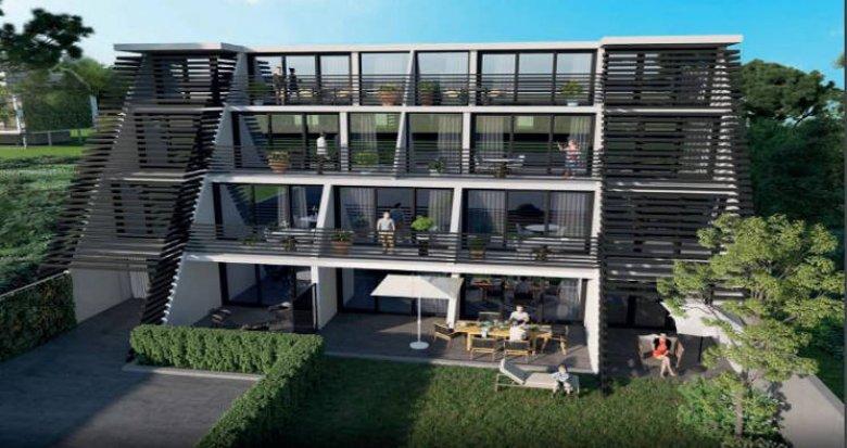 Achat / Vente appartement neuf Bordeaux entre Caudéran et Le Bouscat (33000) - Réf. 5510