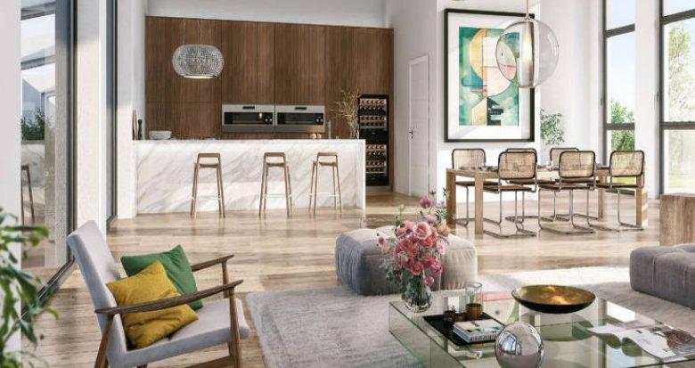 Achat / Vente appartement neuf Bordeaux hyper centre- St Bruno et Gambetta (33000) - Réf. 5119