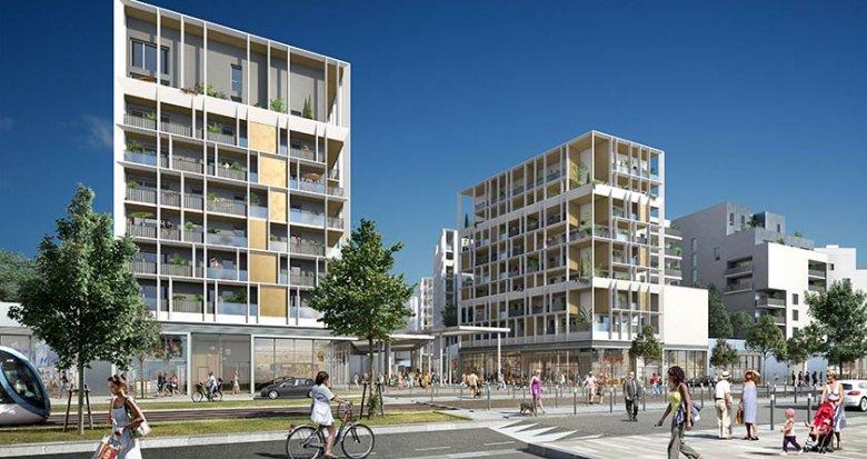 Achat / Vente appartement neuf Bordeaux proche centre (33000) - Réf. 1735