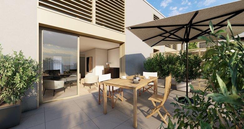 Achat / Vente appartement neuf Bordeaux proche Cité Administrative (33000) - Réf. 6099