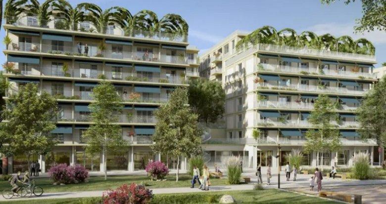 Achat / Vente appartement neuf Bordeaux proche du futur Pont Simone Veil (33000) - Réf. 5546