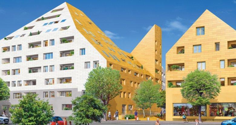 Achat / Vente appartement neuf Bordeaux quartier Bastide (33000) - Réf. 2830