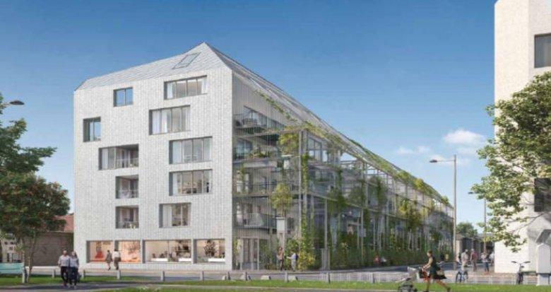 Achat / Vente appartement neuf Bordeaux quartier Bastide Niel (33000) - Réf. 2823