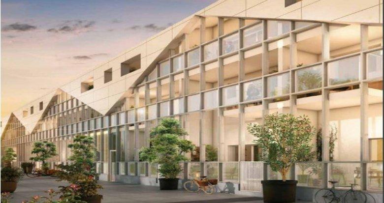 Achat / Vente appartement neuf Bordeaux quartier Caserne Niel (33000) - Réf. 3338