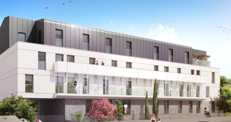 Achat / Vente appartement neuf Bordeaux quartier Caudéran Stéhelin (33000) - Réf. 1208