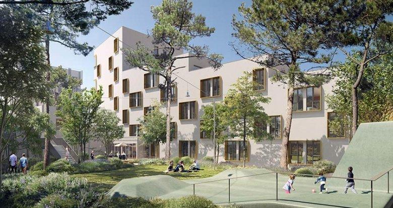 Achat / Vente appartement neuf Bordeaux quartier Ginko (33000) - Réf. 1858