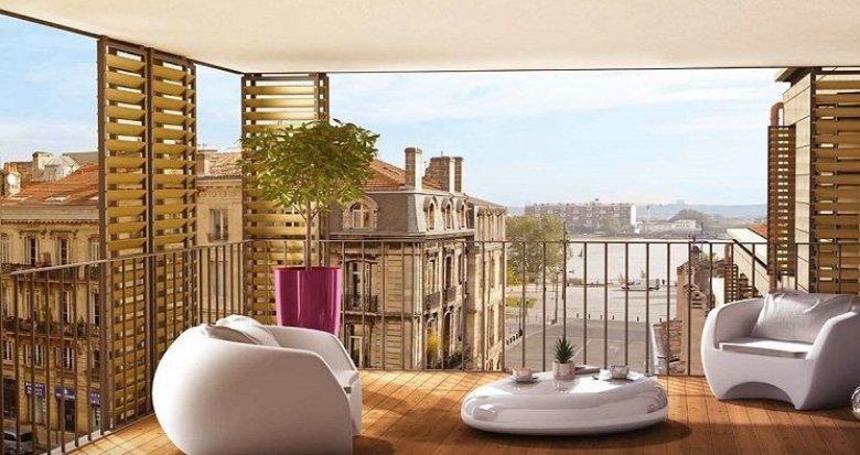 Achat / Vente appartement neuf Bordeaux quartier historique de Saint Michel (33000) - Réf. 563