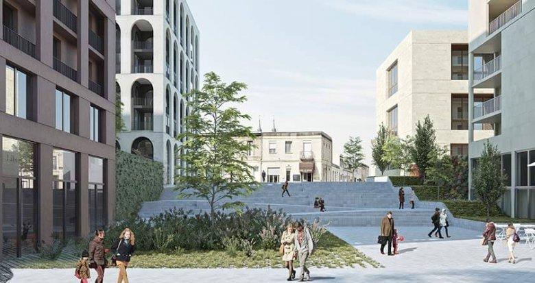 Achat / Vente appartement neuf Bordeaux quartier Saint-Germain (33000) - Réf. 2391
