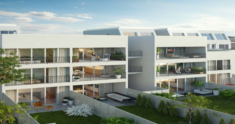Achat / Vente appartement neuf Bordeaux  quartier Tondu (33000) - Réf. 2801