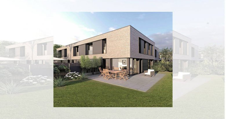 Achat / Vente appartement neuf Bordeaux secteur Monséjour (33000) - Réf. 5526