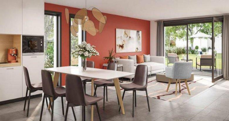 Achat / Vente appartement neuf Bruges 5 min du Parc Ausone (33520) - Réf. 4964