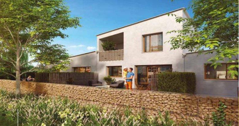 Achat / Vente appartement neuf Bruges au pied des transports (33520) - Réf. 4411