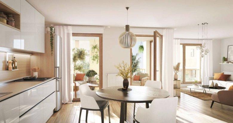 Achat / Vente appartement neuf Bruges proche Ravezies (33520) - Réf. 6217