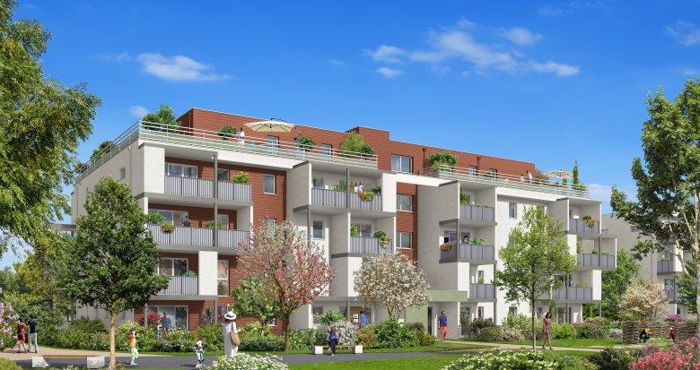 Achat / Vente appartement neuf Bruges quartier D'Ausone (33520) - Réf. 3857