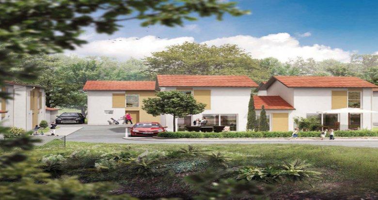 Achat / Vente appartement neuf Cambes à deux pas de La Garonne (33880) - Réf. 5760