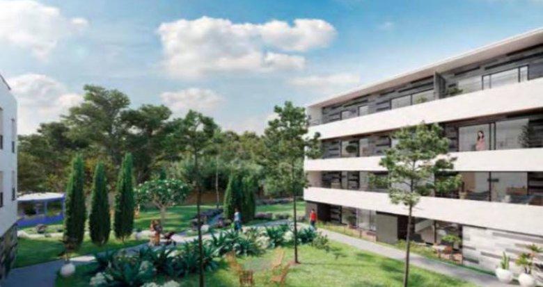 Achat / Vente appartement neuf Cenon à 15min à pied du Parc du Cypressat (33150) - Réf. 5836