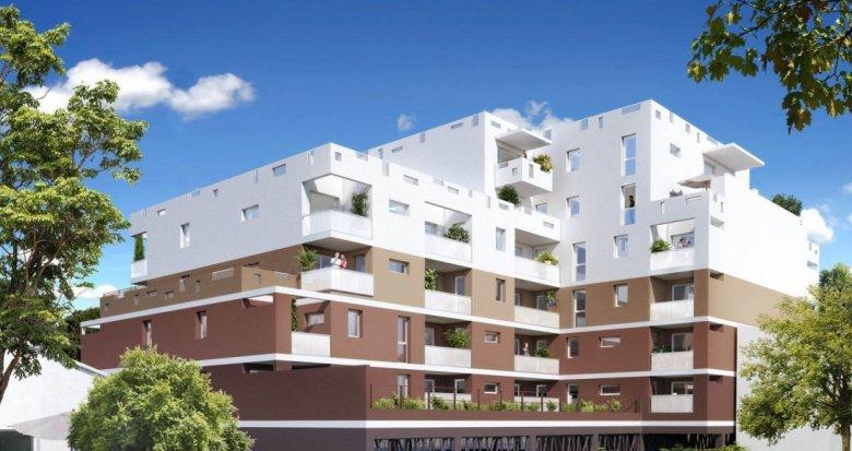 Achat / Vente appartement neuf Cenon arrêt Tram Pelletan (33150) - Réf. 1502