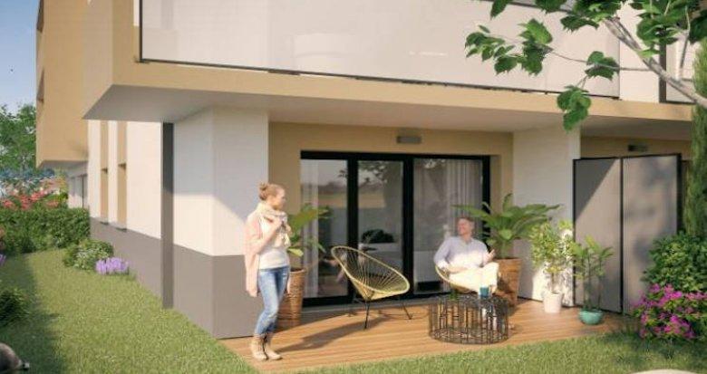 Achat / Vente appartement neuf Cenon coeur de ville (33150) - Réf. 4110
