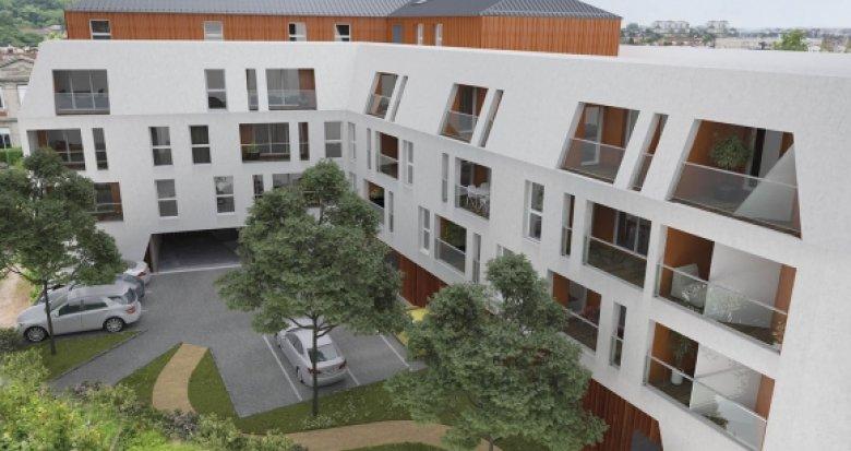 Achat / Vente appartement neuf Cenon proche du Parc Palmer (33150) - Réf. 233