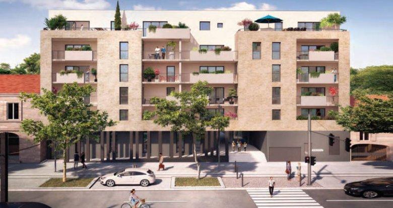 Achat / Vente appartement neuf Cenon proche gare (33150) - Réf. 5482
