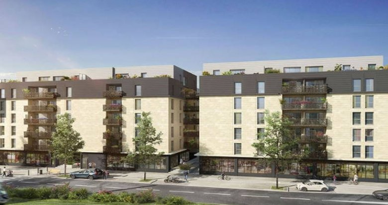 Achat / Vente appartement neuf Cenon proche tramway ligne A (33150) - Réf. 3122