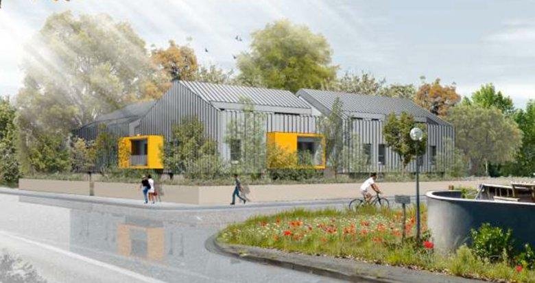 Achat / Vente appartement neuf Eysines proche du futur tramway D (33320) - Réf. 990