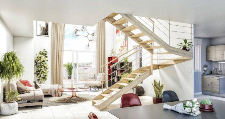 Achat / Vente appartement neuf Eysines quartier Carès-Cantinolle (33320) - Réf. 3285