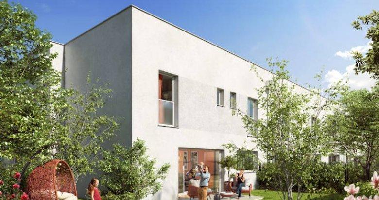 Achat / Vente appartement neuf Eysines quartier du Grand Louis (33320) - Réf. 3654