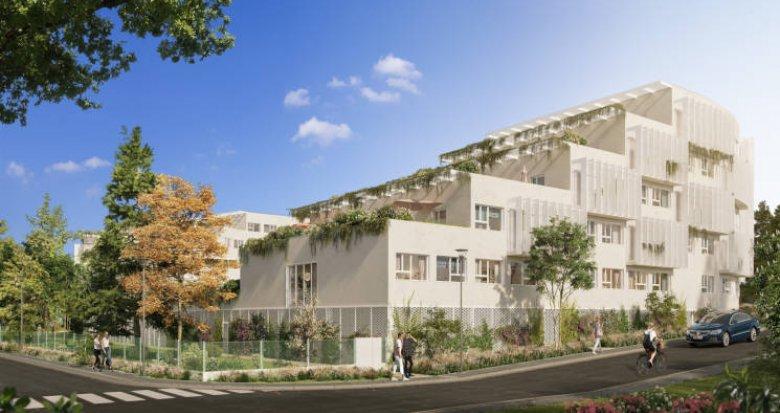 Achat / Vente appartement neuf Gradignan proche campus universitaire (33170) - Réf. 5660
