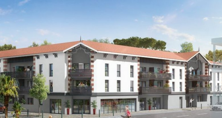 Achat / Vente appartement neuf GUJAN MESTRAS au cœur du centre-ville (33470) - Réf. 1498