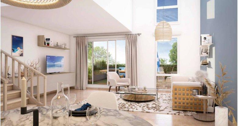 Achat / Vente appartement neuf Lacanau à 300m de la plage sud (33680) - Réf. 6298