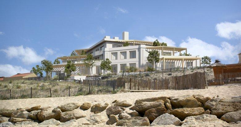 Achat / Vente appartement neuf Lacanau Océan, à deux pas de la Plage (33680) - Réf. 5221