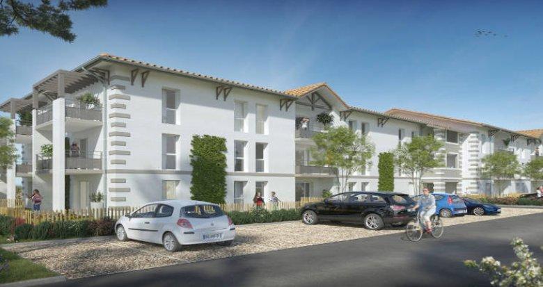 Achat / Vente appartement neuf Le Barp centre-bourg (33114) - Réf. 5862
