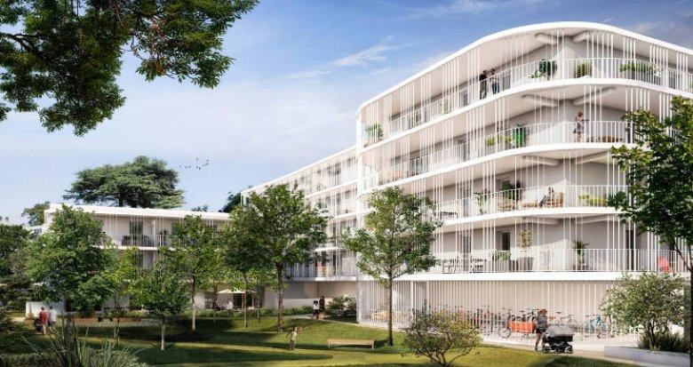 Achat / Vente appartement neuf Le Bouscat proche tramway (33110) - Réf. 6097