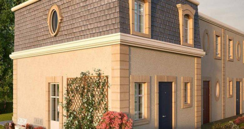 Achat / Vente appartement neuf Le Bouscat quartier Sainte Clotilde proche tramway (33110) - Réf. 3591