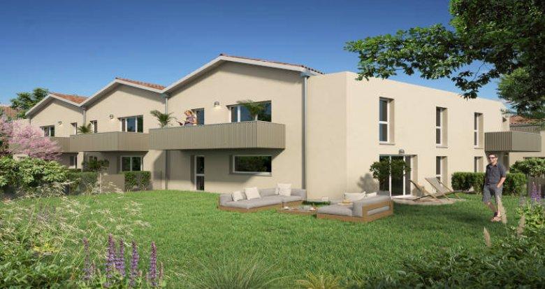Achat / Vente appartement neuf Le Taillan-Médoc à 15 min à pied du centre-ville (33320) - Réf. 6003