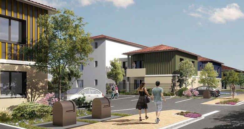 Achat / Vente appartement neuf Le Teich proche de la gare (33470) - Réf. 980