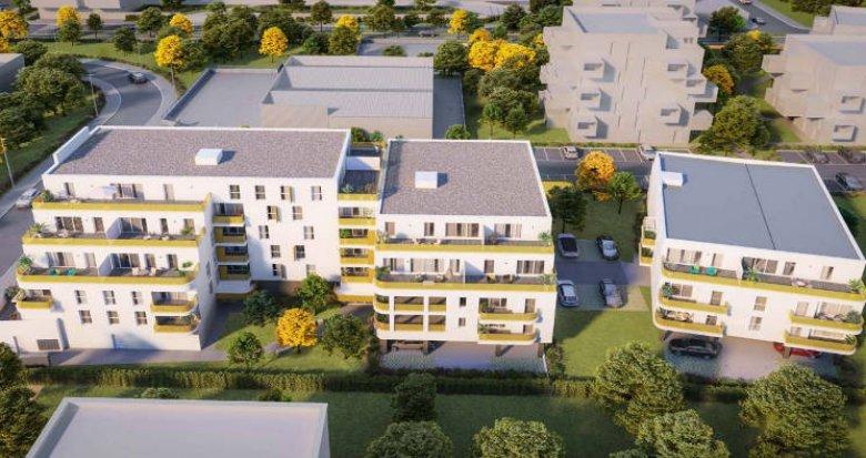 Achat / Vente appartement neuf Lormont à proximité des transports (33310) - Réf. 4614