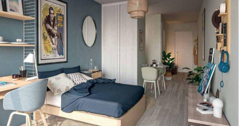 Achat / Vente appartement neuf Lormont cœur quartier Lissandre (33310) - Réf. 4899