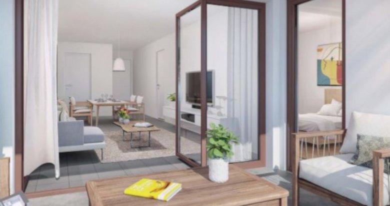 Achat / Vente appartement neuf Lormont Les Akènes (33000) - Réf. 2666