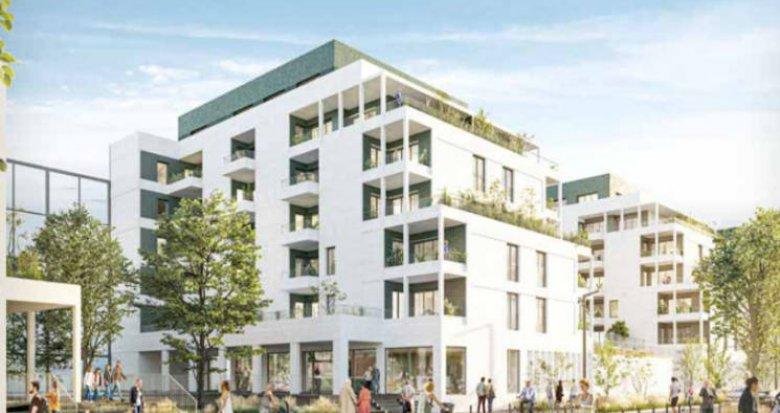 Achat / Vente appartement neuf Lormont proche Parc de l'Ermitage (33310) - Réf. 4904