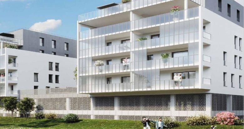 Achat / Vente appartement neuf Lormont proche Pont Chaban Delmas (33310) - Réf. 3069