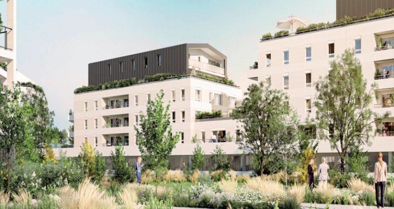 Achat / Vente appartement neuf Lormont proche Pont Jacques Chaban Delmas (33310) - Réf. 5499