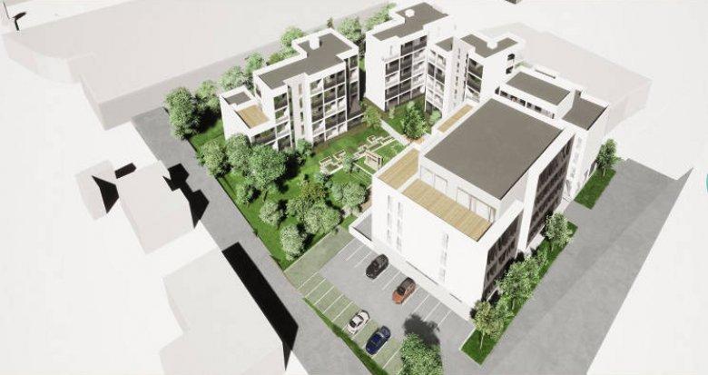 Achat / Vente appartement neuf Lormont, quartier 4 Pavillons (33310) - Réf. 5965