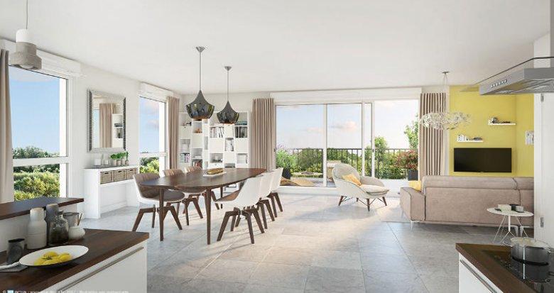 Achat / Vente appartement neuf Lormont, quartier de la Ramade (33310) - Réf. 5459